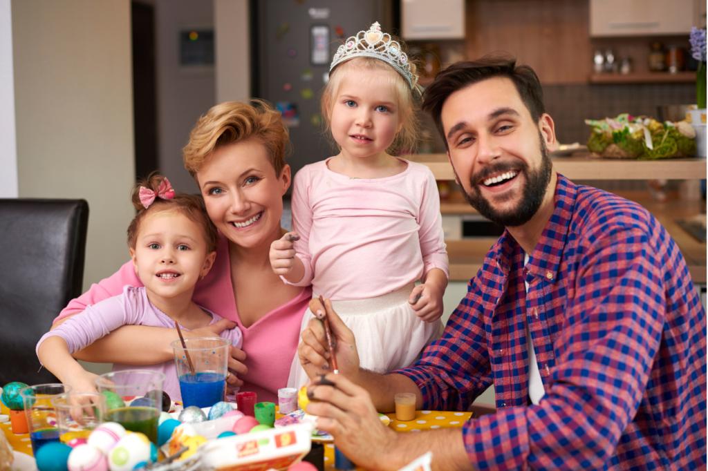 crianza positiva  familia