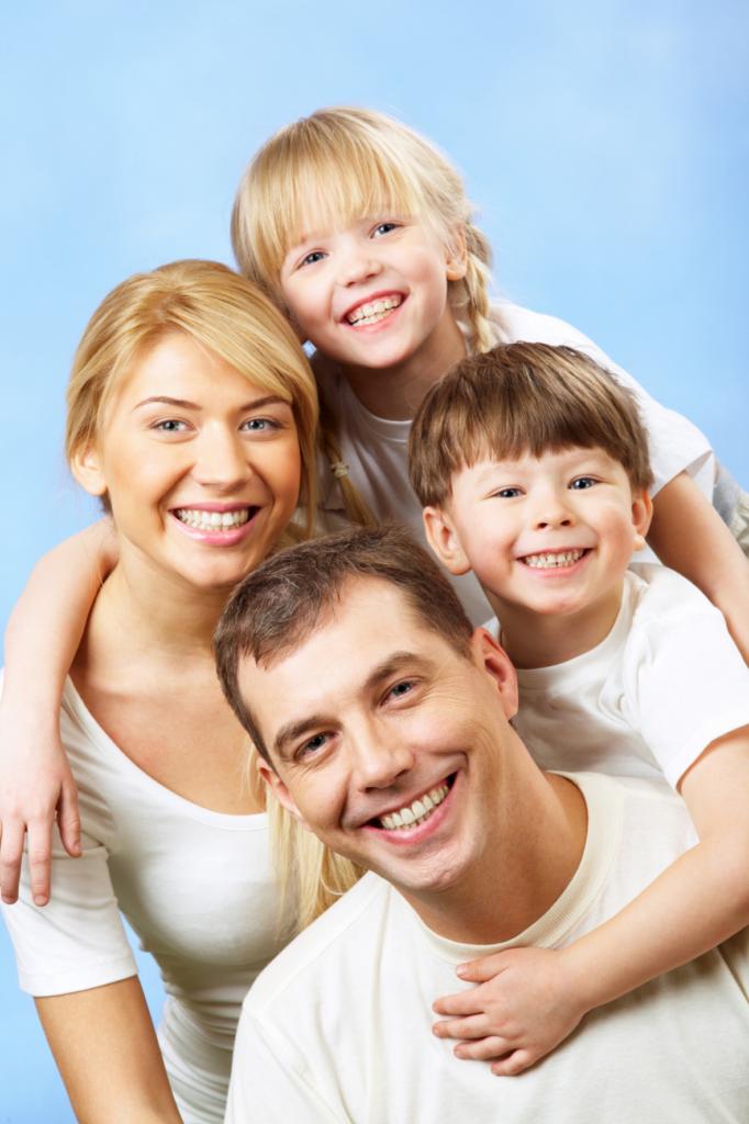 crianza positiva familias