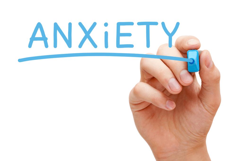 mi experiencia con la ansiedad. ansiedad